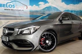 Mercedes-Benz CLA 180 CDi AMG Line Aut.
